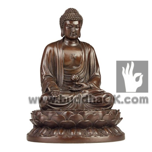 3Brass-Amitabha-Holding-a-Bowl-Stiing-on-a-lotus-Plith