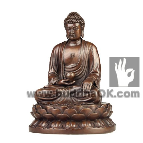 3Brass-Medicine-Buddha-Holding-a-Bowl-Stiing-on-a-lotus-Plith